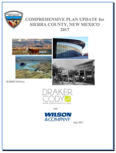 2017 Sierra County Comprehensive Plan