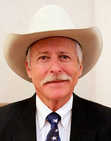 sierra county commissioner jim paxon